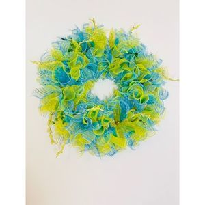 Handcrafted Butterfly Spring Wreath